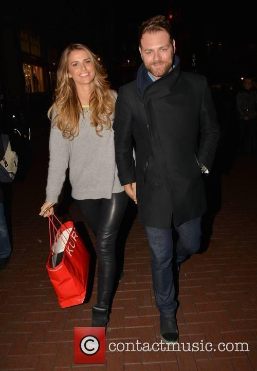 Vogue Williams Mcfadden and Brian Mcfadden 3