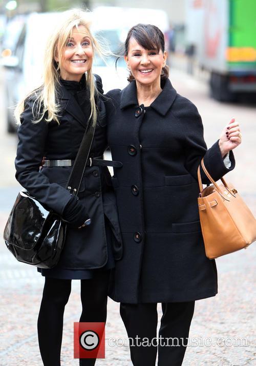Fiona Phillips and Arlene Phillips 2