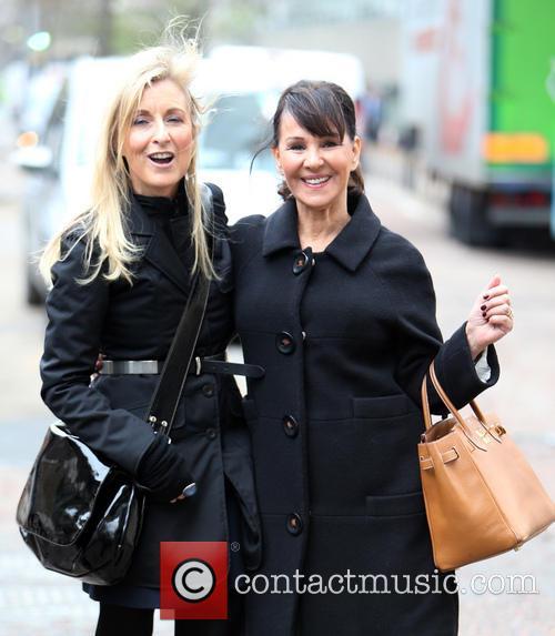 Fiona Phillips and Arlene Phillips 3