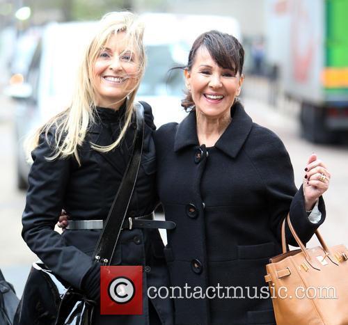 Fiona Phillips and Arlene Phillips 5
