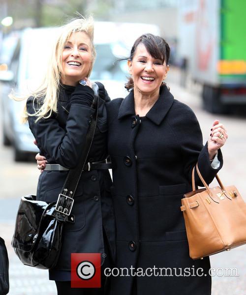 Fiona Phillips and Arlene Phillips 6