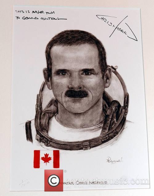 Chris Hadfield Fan Art 2