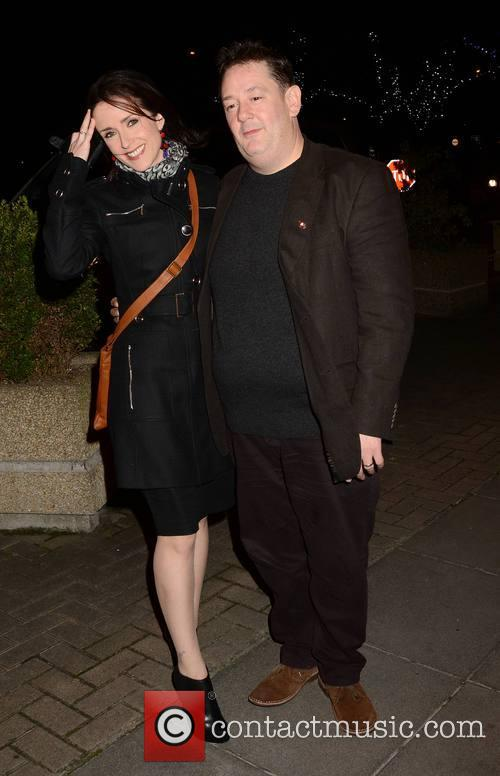 Maia Dunphy and Johnny Vegas 2