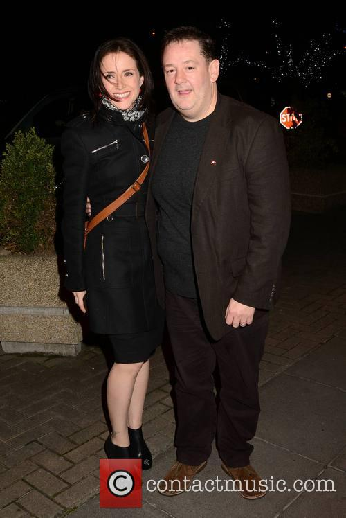 Maia Dunphy and Johnny Vegas 5