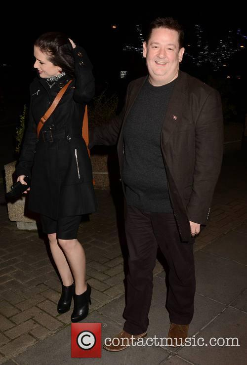 Maia Dunphy and Johnny Vegas 6