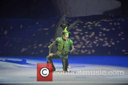 Peter Pan and Sandor Sturbl 2