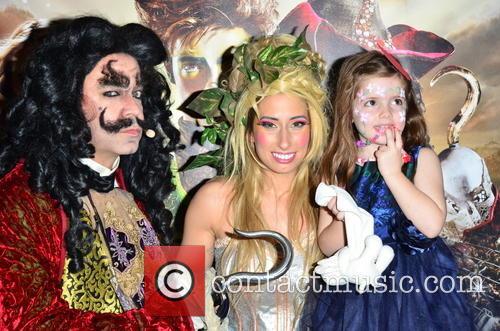 Peter Pan, Milan Van Weelden, Stacey Soloman, Guest