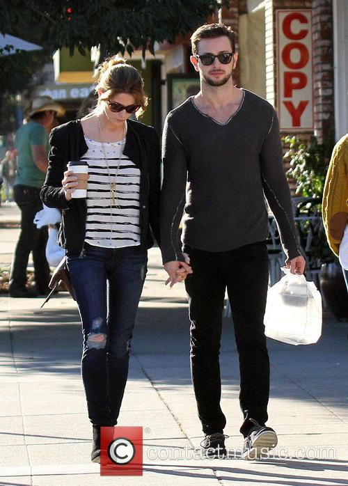 Ashley Greene and Paul Khoury 2