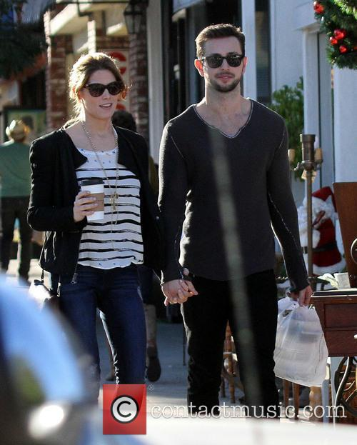 Ashley Greene and Paul Khoury 1