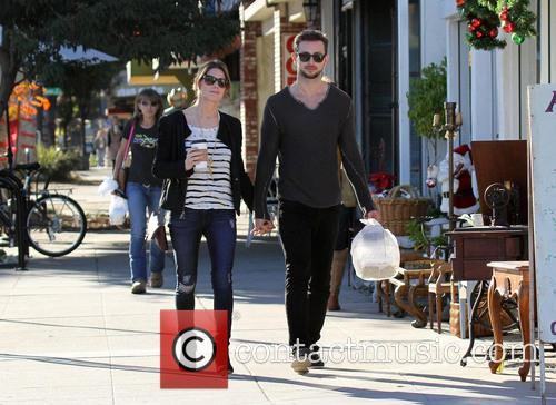 Ashley Greene and Paul Khoury 6