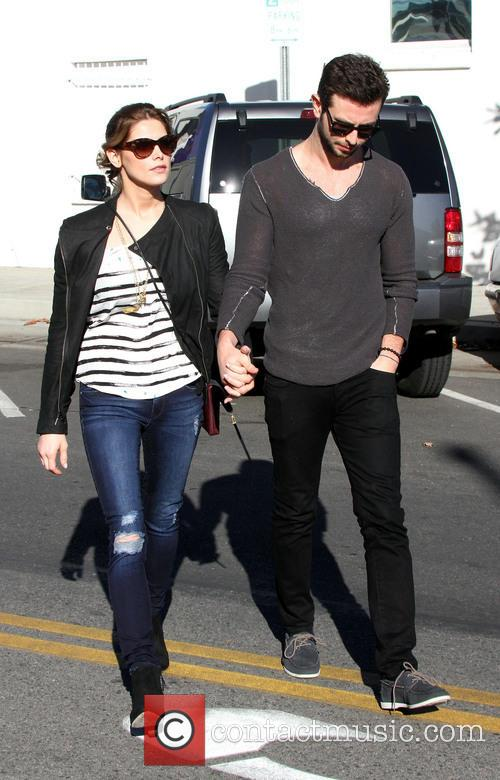 Ashley Greene and Paul Khoury 11
