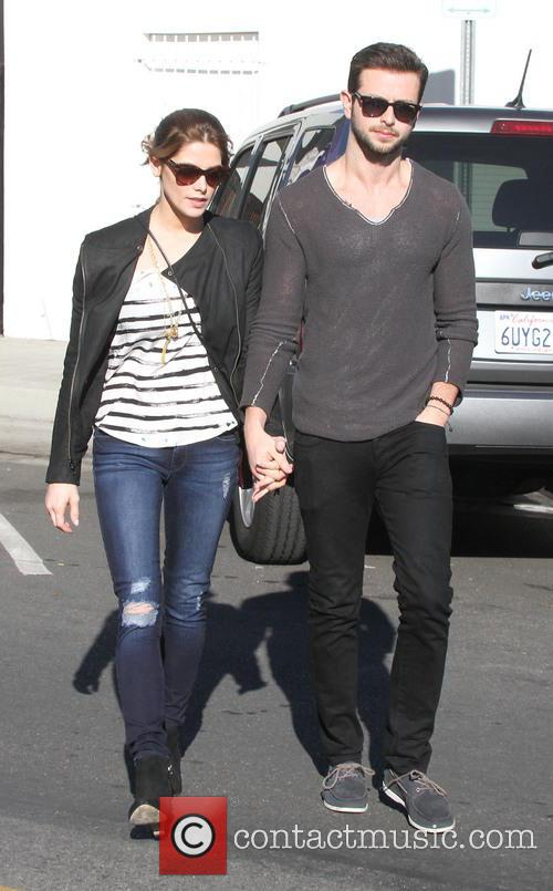 Ashley Greene and Paul Khoury 14