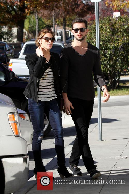 Ashley Greene and Paul Khoury 15