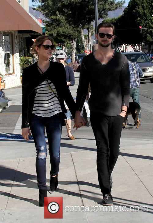 Ashley Greene and Paul Khoury 17