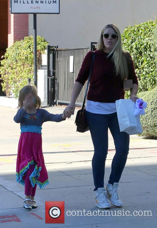 Busy Philipps and Birdie Silverstein 5