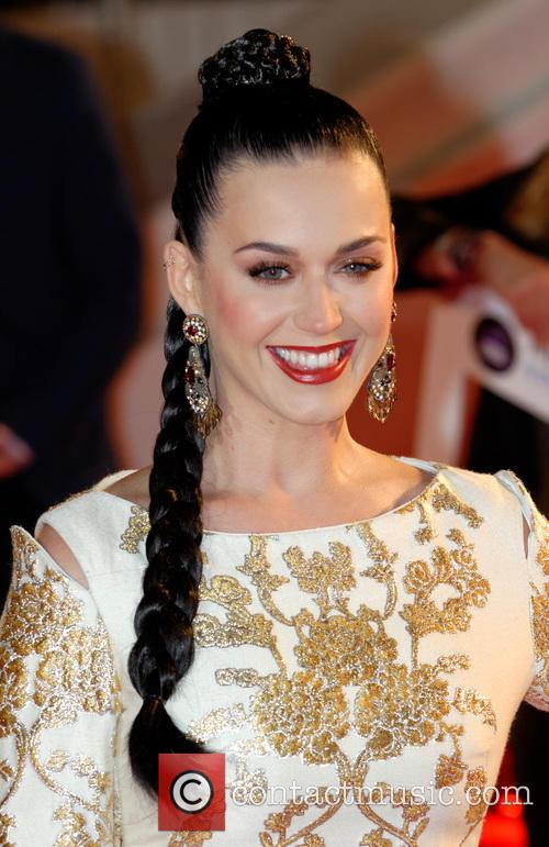 Katy Perry, NRJ Music Awards