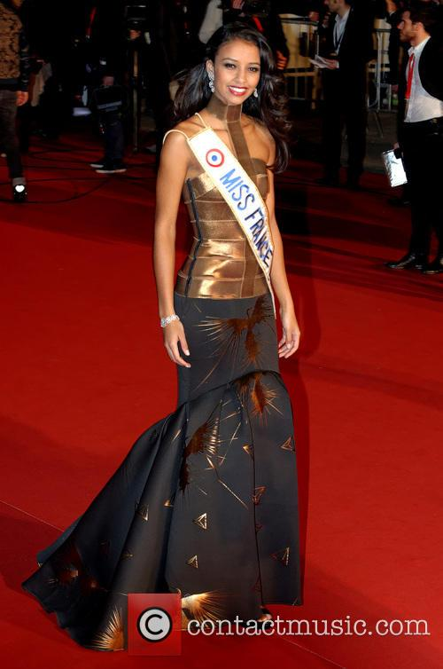 Miss France and Flora Coquerel 3