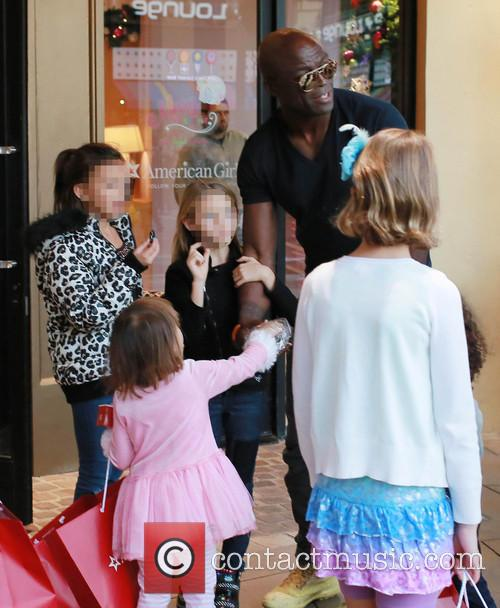 Leni Samuel, Seal and Lou Samuel 2