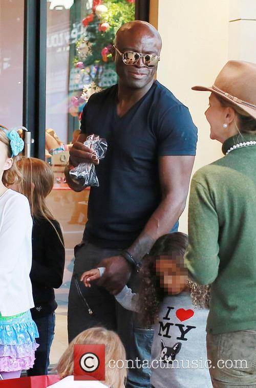 Leni Samuel, Seal and Lou Samuel 4