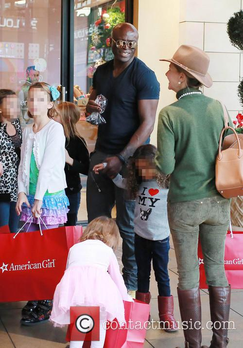 Leni Samuel, Seal and Lou Samuel 9