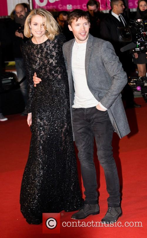 James Blunt and Sofia Wellesley 1