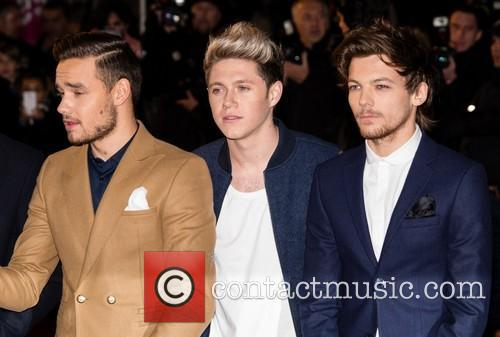 Liam Payne, Niall Horan, Louis Tomlinson and One Direction 9