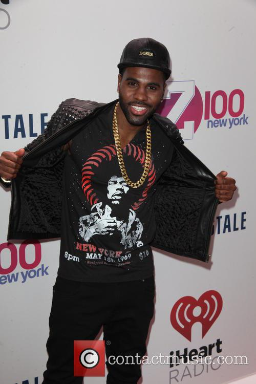jason derulo z100 jingle ball at msg 3998215