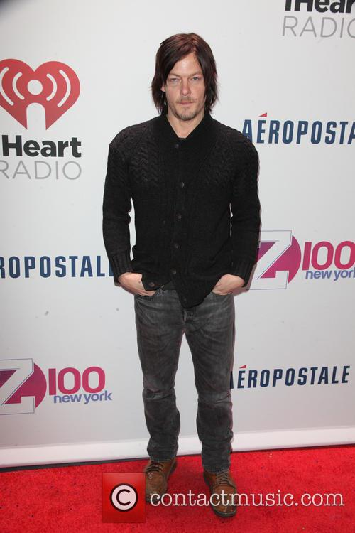 Norman Reedus, Madison Square Garden