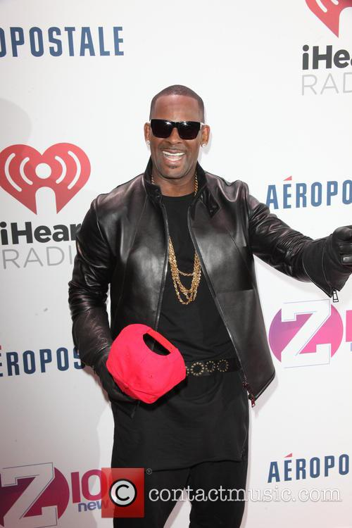 R. Kelly, Madison Square Garden