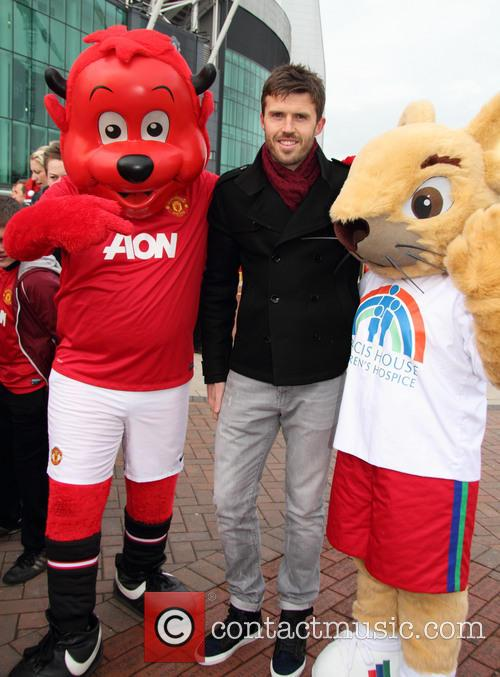Manchester United and Michael Carrick 4