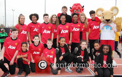 Manchester United and Michael Carrick 8