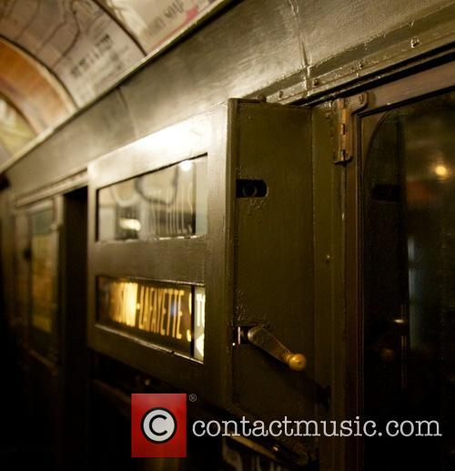 Nostalgia Subway Train
