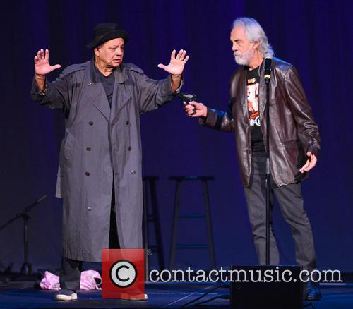 Cheech Marin and Tommy Chong 2