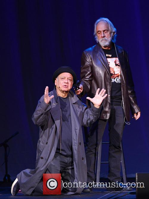 Cheech Marin and Tommy Chong 5