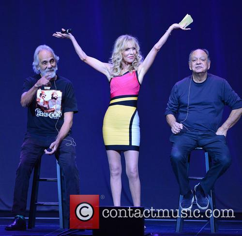 tommy chong shelby chong cheech marin cheech chong perform 4000744