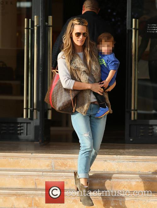 Molly Sims and Brooks Alan Stuber 3