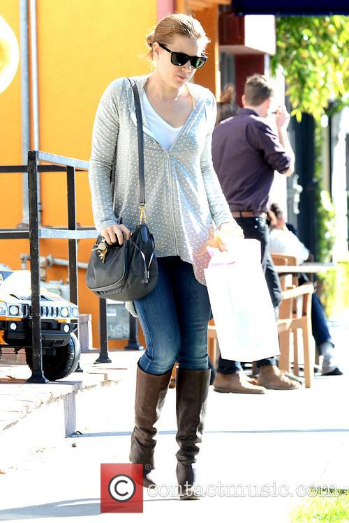 Amy Adams Shops at Bel Bambini