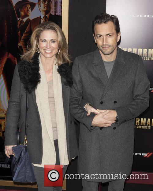 Amy Robach and Andrew Shue 1