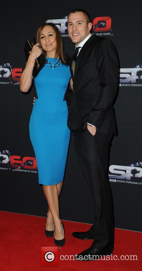 Jessica Ennis and Andy Hill 4