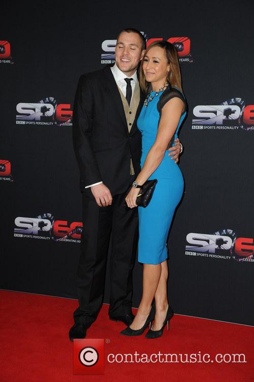 Jessica Ennis and Andy Hill 6