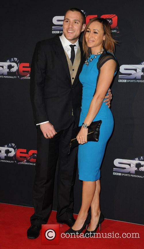 Jessica Ennis and Andy Hill 8