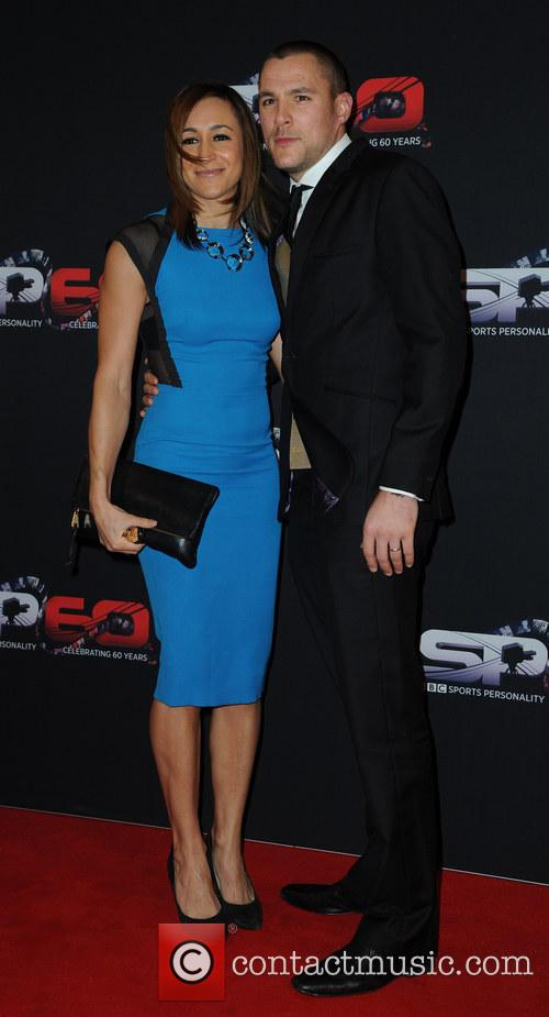 Jessica Ennis and Andy Hill 9