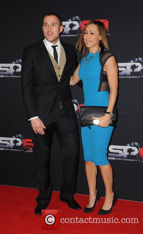 Jessica Ennis and Andy Hill 10