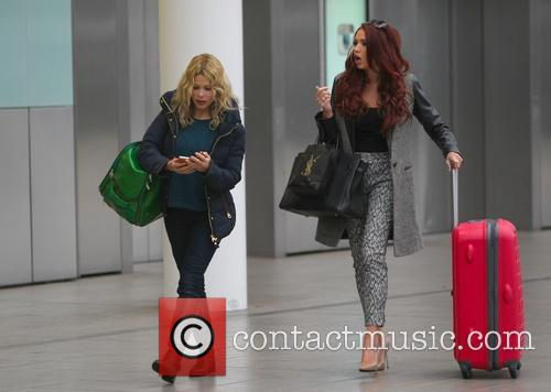 Amy Childs and Melina Messenger 2
