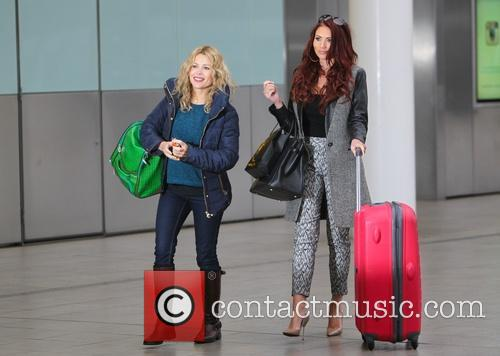 Amy Childs and Melina Messenger 1