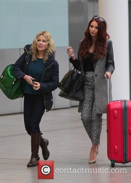 Melina Messenger and Amy Childs 1