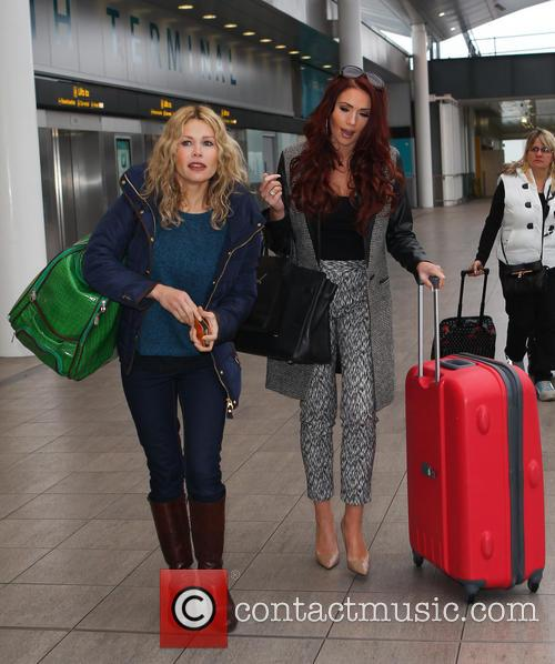 Amy Childs and Melinda Messenger 4