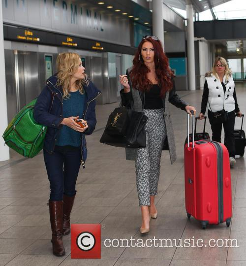 Amy Childs and Melinda Messenger 5