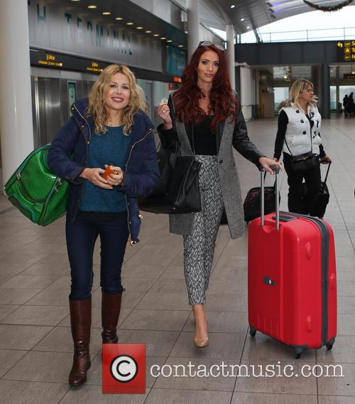 Amy Childs and Melinda Messenger 6