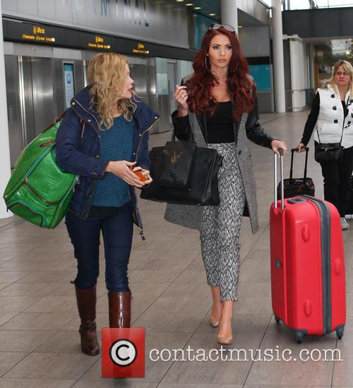 Amy Childs and Melinda Messenger 7